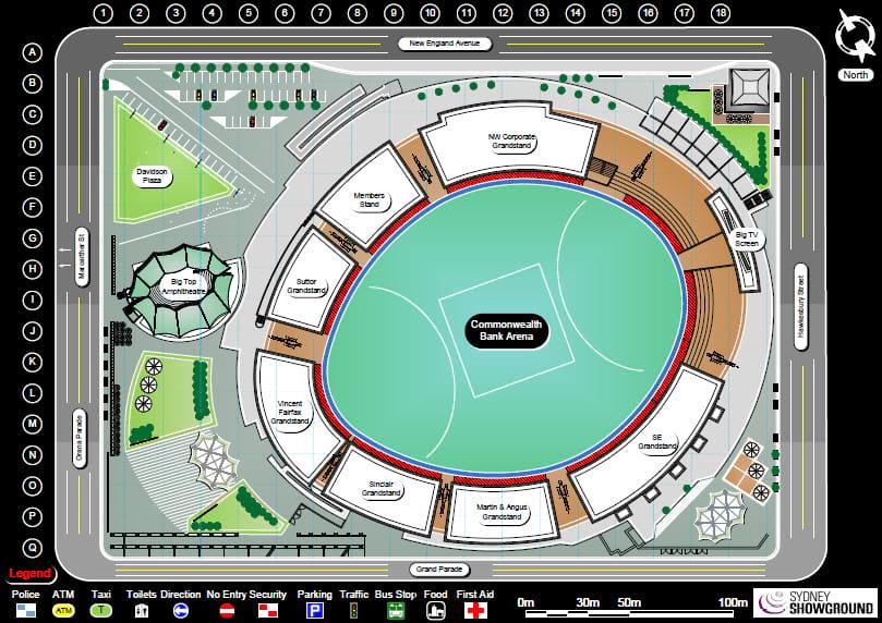 Site Maps CADplanners Events Floor Plan Software