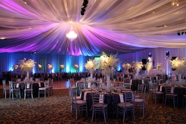 event plan for wedding